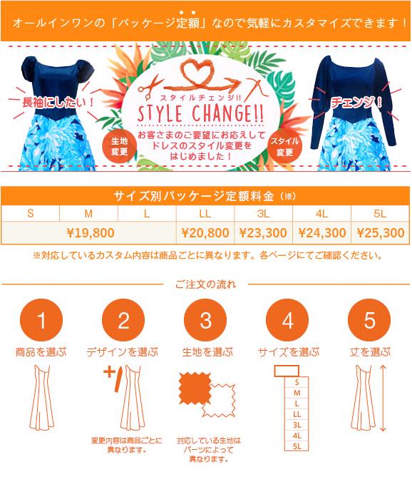 Style Change