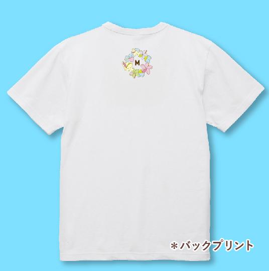 Tシャツ全体