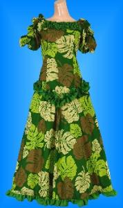 フラダンス衣装ムームー MU03g3の詳細画像を見る