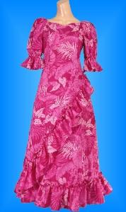 フラダンス衣装ムームー MU04p4の詳細画像を見る