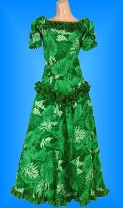 フラダンス衣装ムームー MU03g1の詳細画像を見る