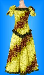 フラダンス衣装ムームー MU03g4の詳細画像を見る