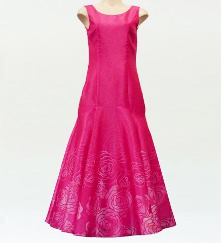 ロケラニシャンタンドレス ピンク M