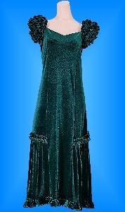 フラダンス衣装ムームー MU01Bg1の詳細画像を見る