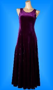 フラダンス衣装ムームー MU043pu1の詳細画像見る