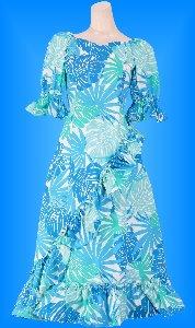 フラダンス衣装ムームー MU04b13の詳細画像見る
