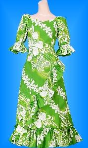 フラダンス衣装ムームー MU04g7の詳細画像見る